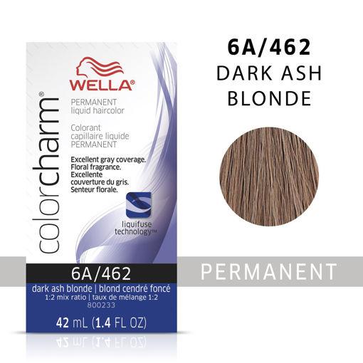 Picture of Wella Color Charm Color 6A/462 Dark Ash Blonde 42ml