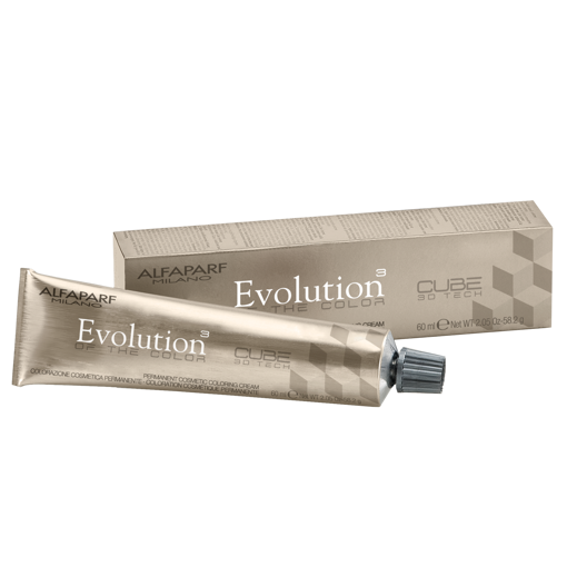 Picture of Alfaparf Evolution Color 6.01 Dark Pure Ash Blonde
