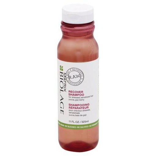 Picture of Biolage R a W Recover Shampoo (for Stressed, Sensitized Hair) - 325Ml/11Oz