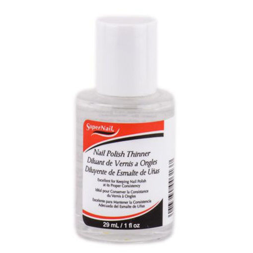 Picture of supernail nail polish thinner