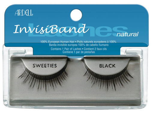 Picture of ardell natural eyelashes sweeties black