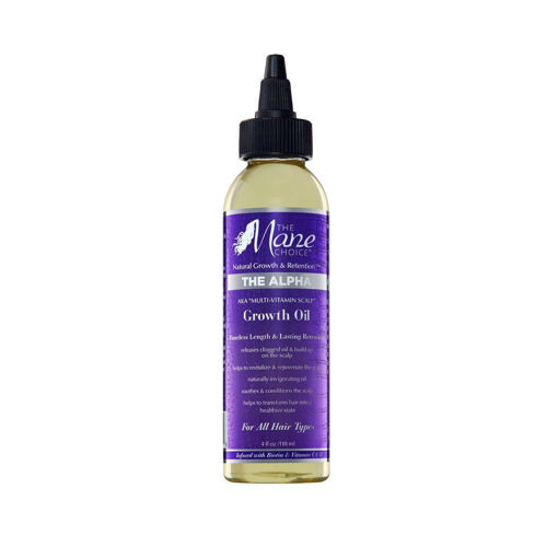 Picture of mane choice growth oil 4oz
